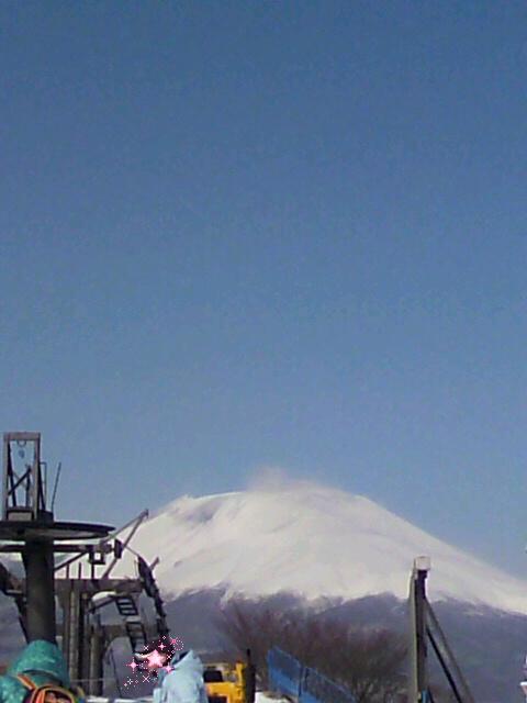 浅間山(^^)