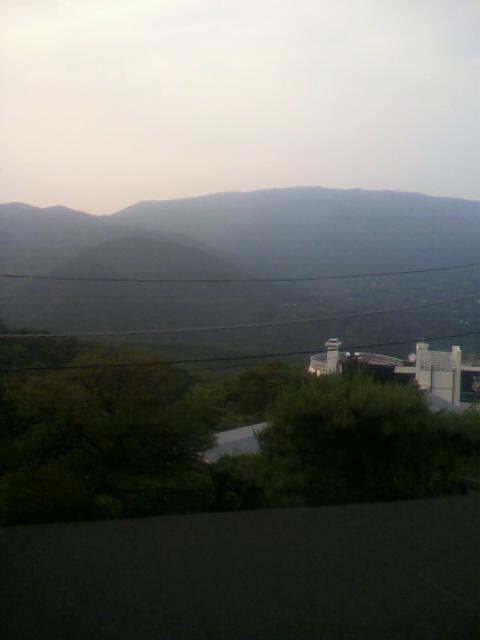 箱根のお山です〜