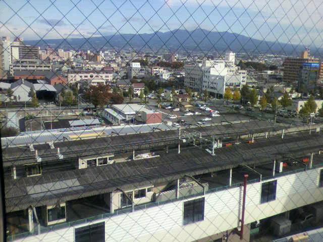 前橋駅です。